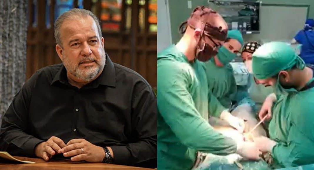 médicos cubanos responden a Manuel Marrero Cruz