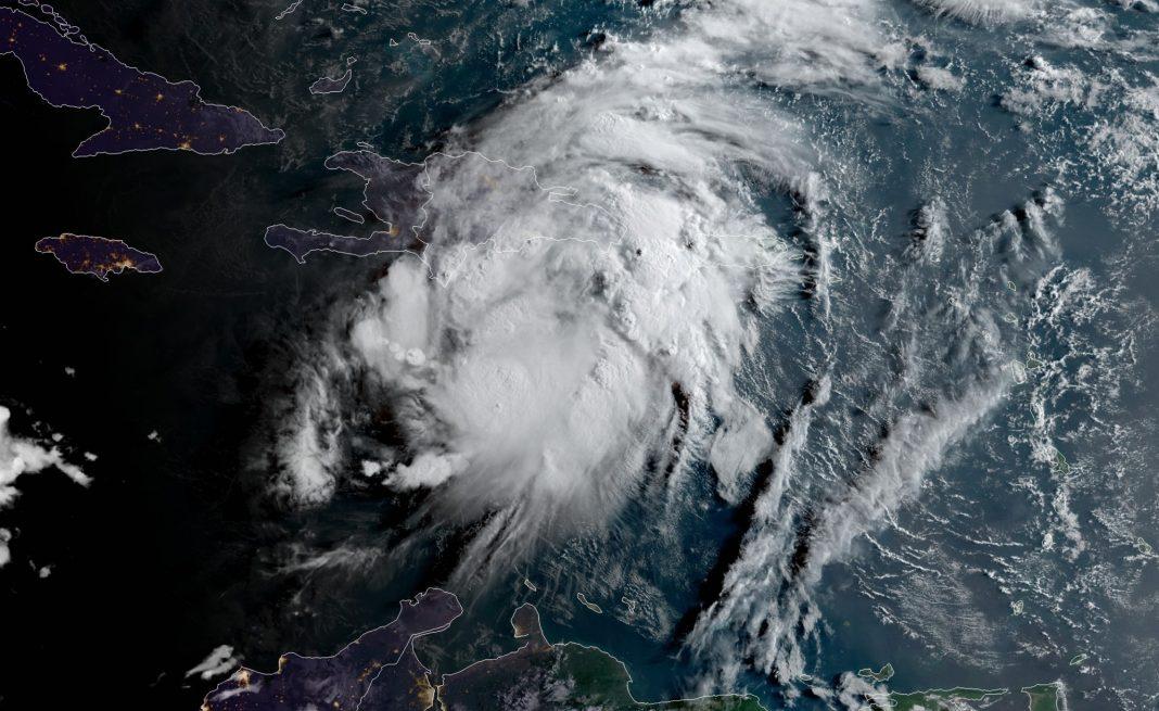 Depresión Tropical Grace se separa de Cuba y se aleja de la Florida