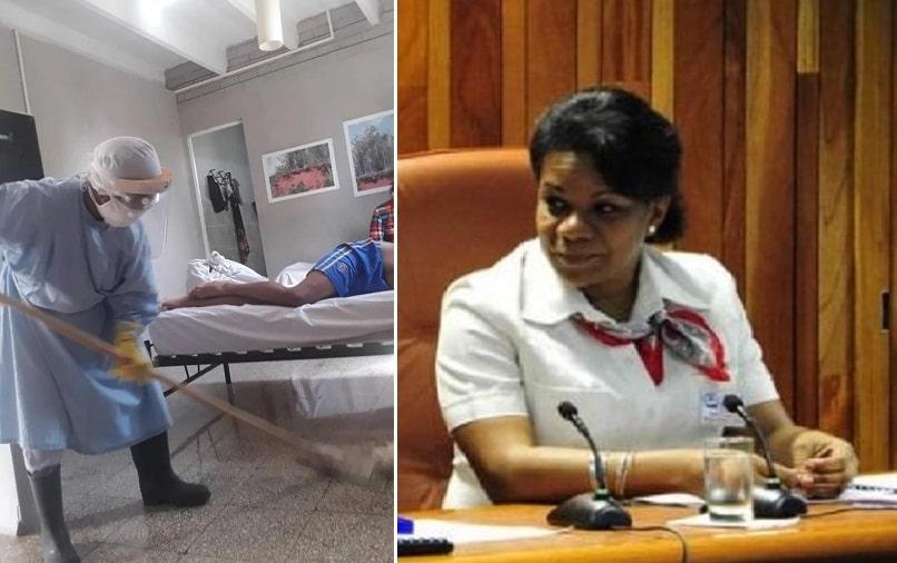 Viceprimera Ministra de Cuba revela privilegios