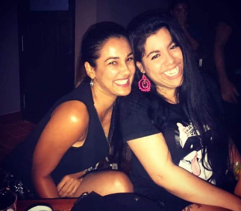 Camila Arteche hermana Miami