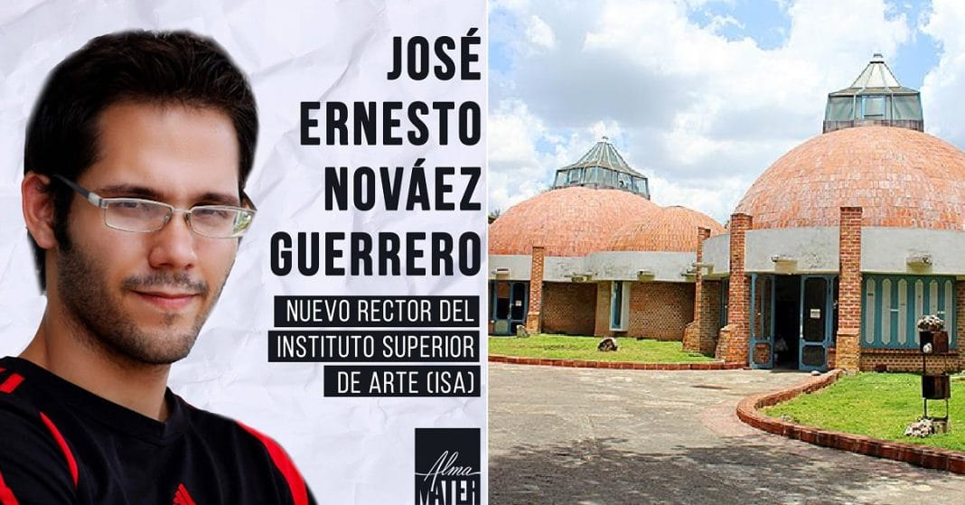 Nuevo Rector del ISA, otro puesto a dedo en el gobierno cubano