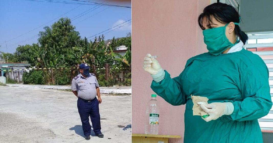 Comparando los médicos cubanos con los policías en Cuba
