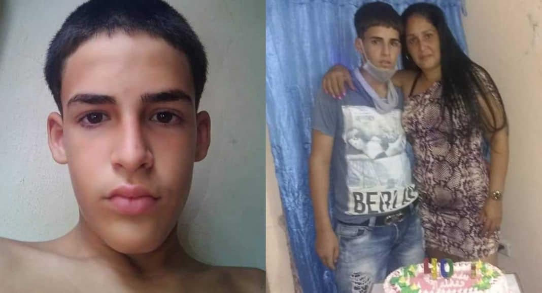 régimen de Cuba mantiene incomunicado a adolescente