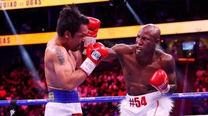 Todavía suenan los ecos de la pelea entre Yordenis Ugás y Manny Pacquiao