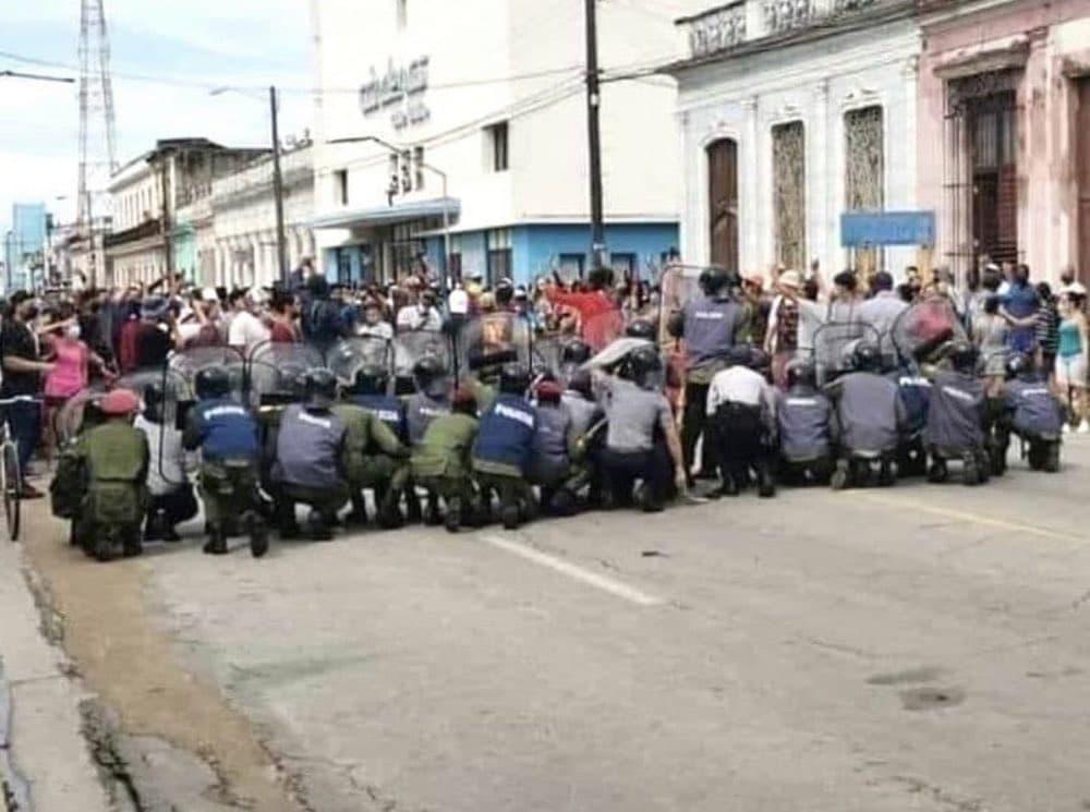 Amnistía Internacional y las protestas en Cuba