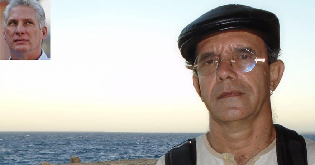 Jorge Fernández Era responde a Díaz-Canel