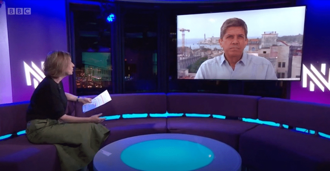 las mentiras de los diplomáticos cubanos