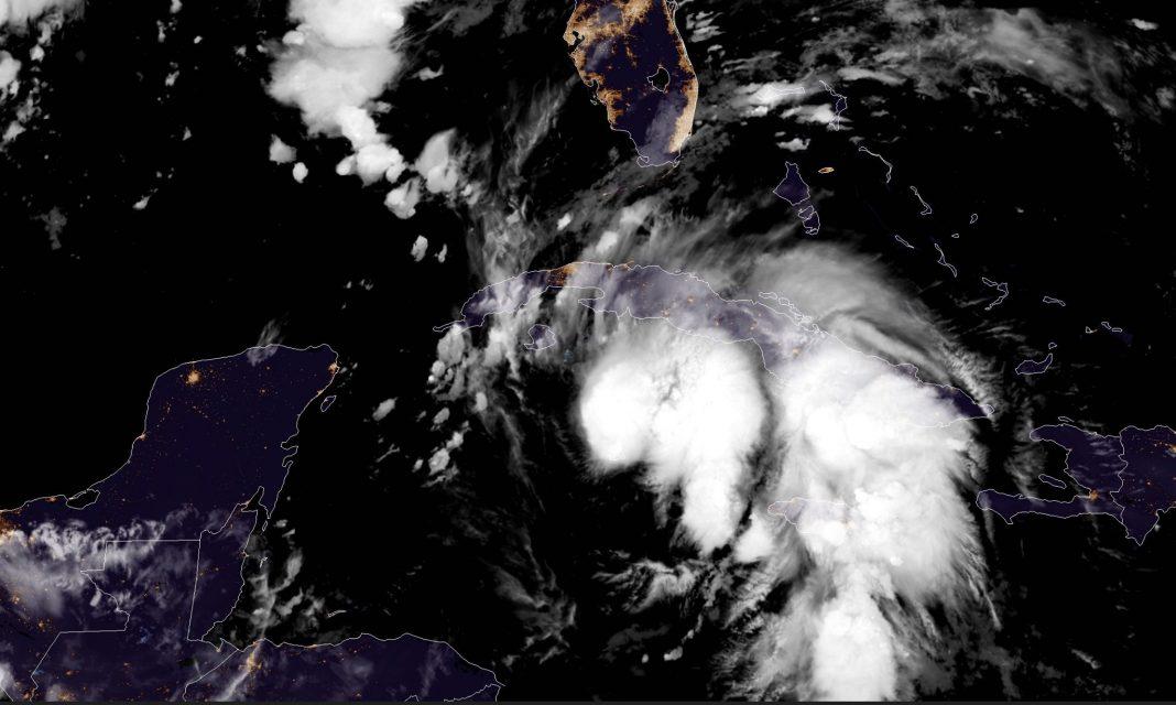 Tormenta tropical Ida se acerca a Cuba