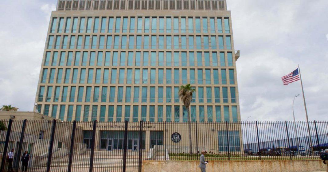 diplomáticos en Cuba
