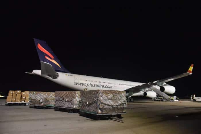 Avión de Plus Ultra en Cuba