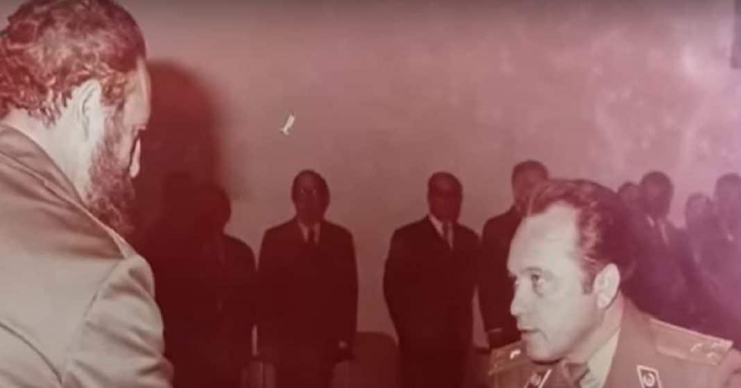 Fallece en Cuba el General Félix Baranda Columbié
