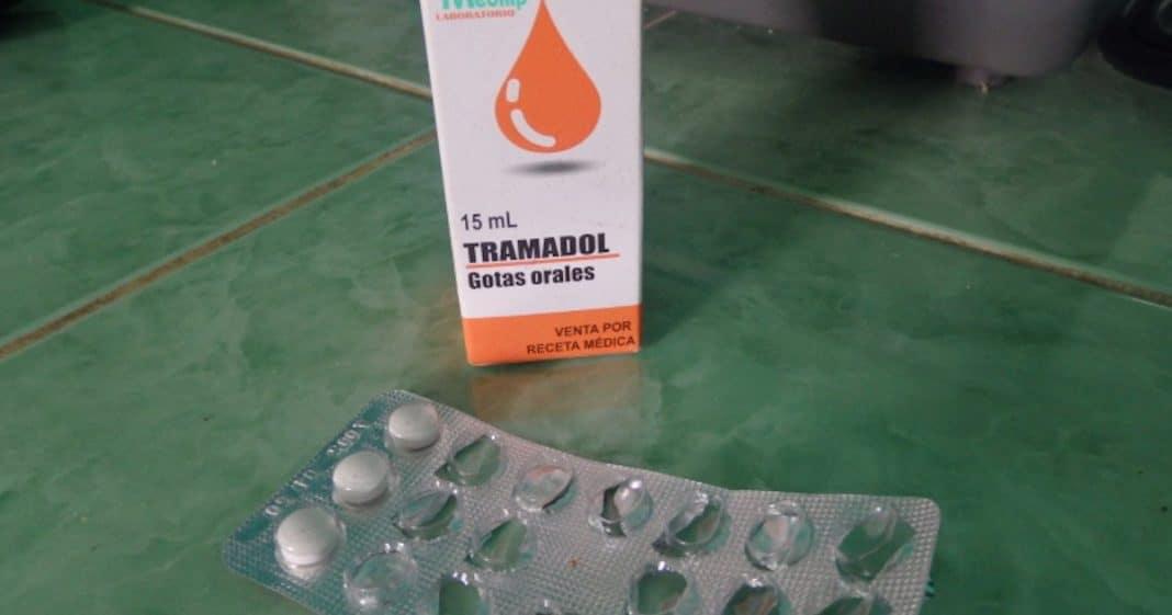 Roban medicamentos en matanzas, como este: el tramadol