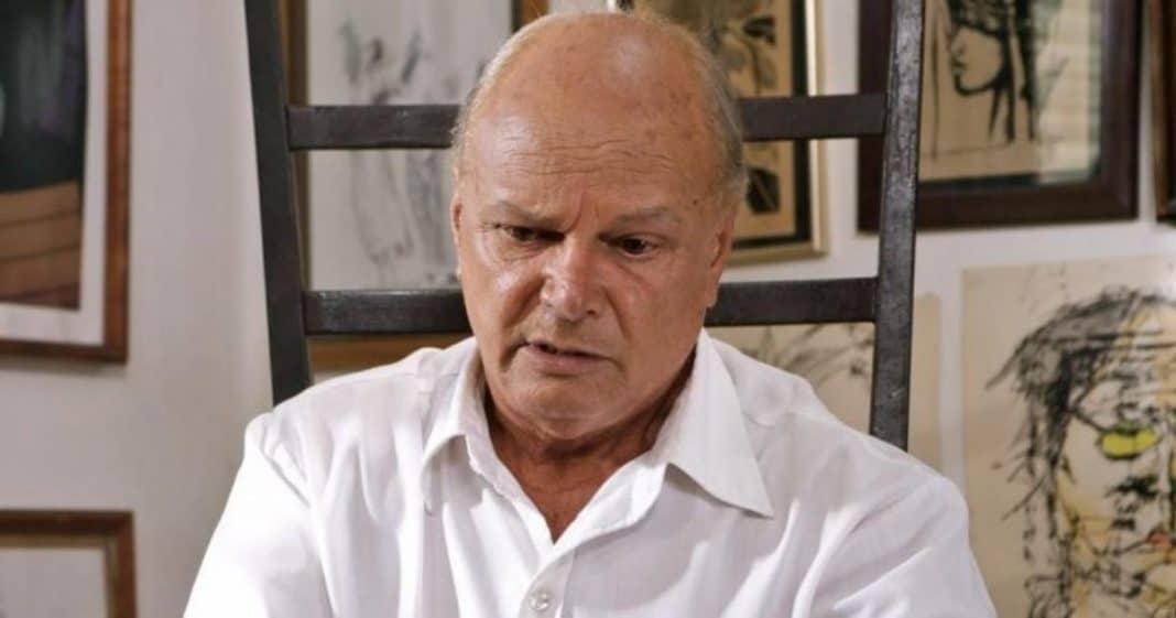 El actor cubano Enrique Molina