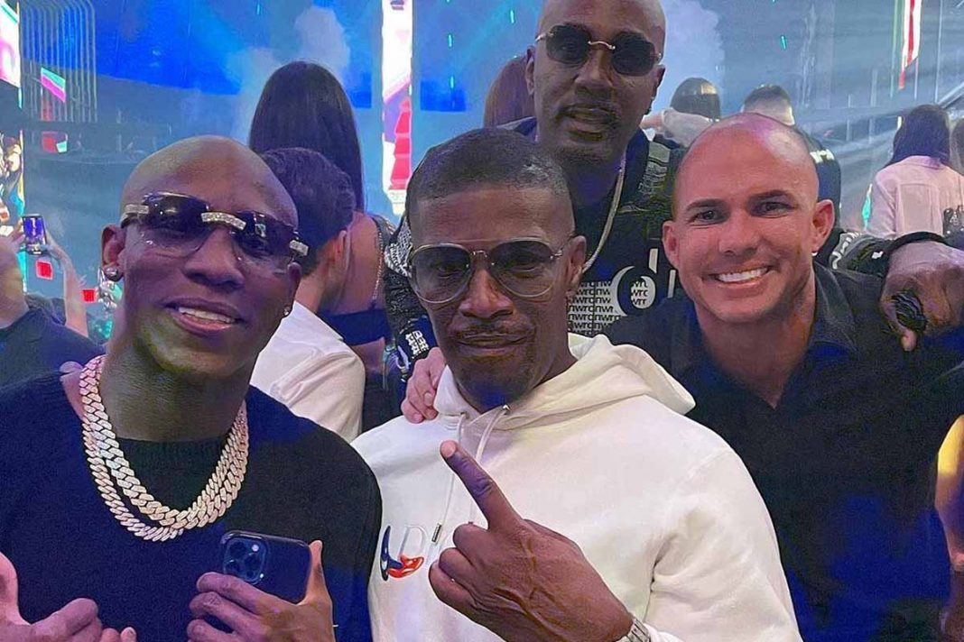 Famoso de Hollywood felicita a campeón cubano
