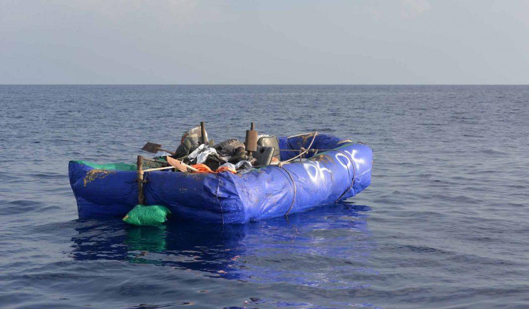 balseros cubanos interceptados