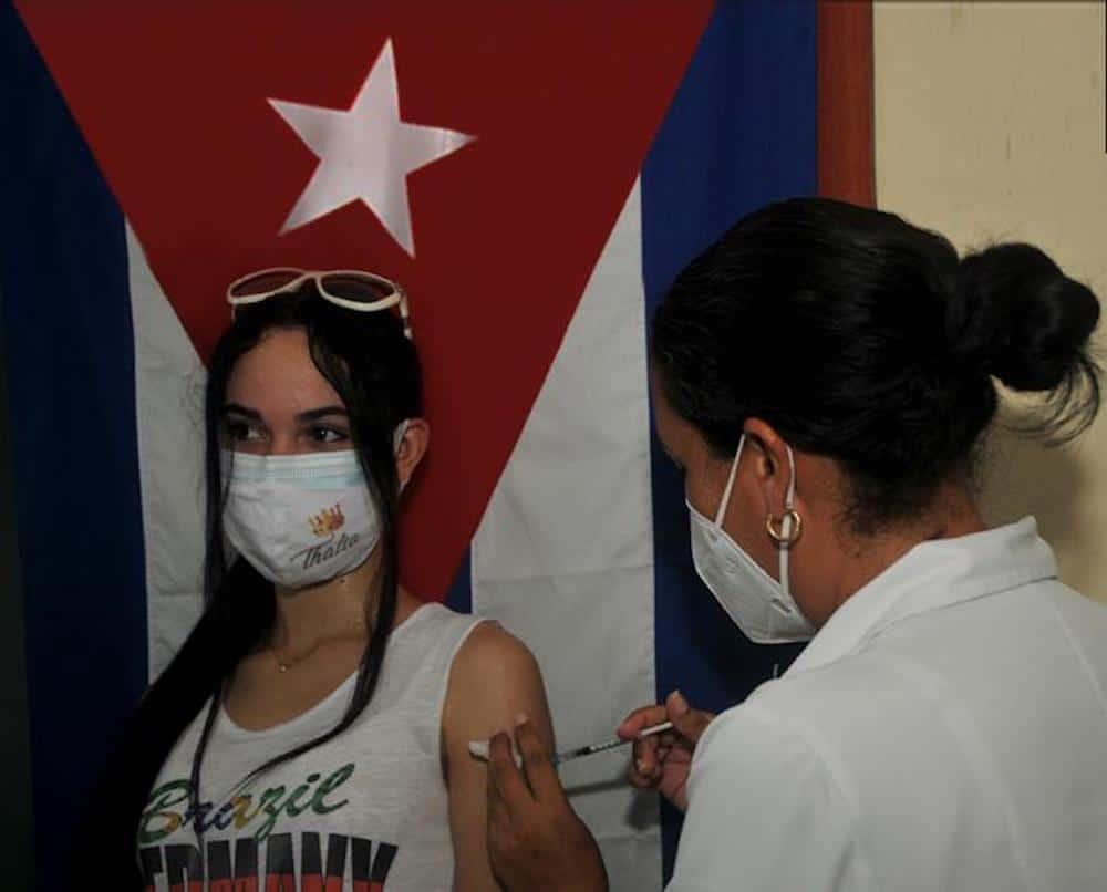 covid vacunación Cuba