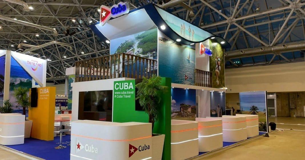 Cuba promueve su turismo en feria rusa