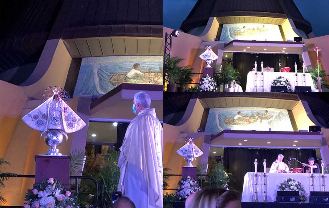 Virgen de la Caridad del Cobre en Florida