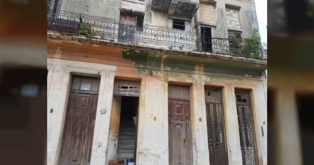 Julita Osendi denuncia inminente derrumbe de La Milagrosa