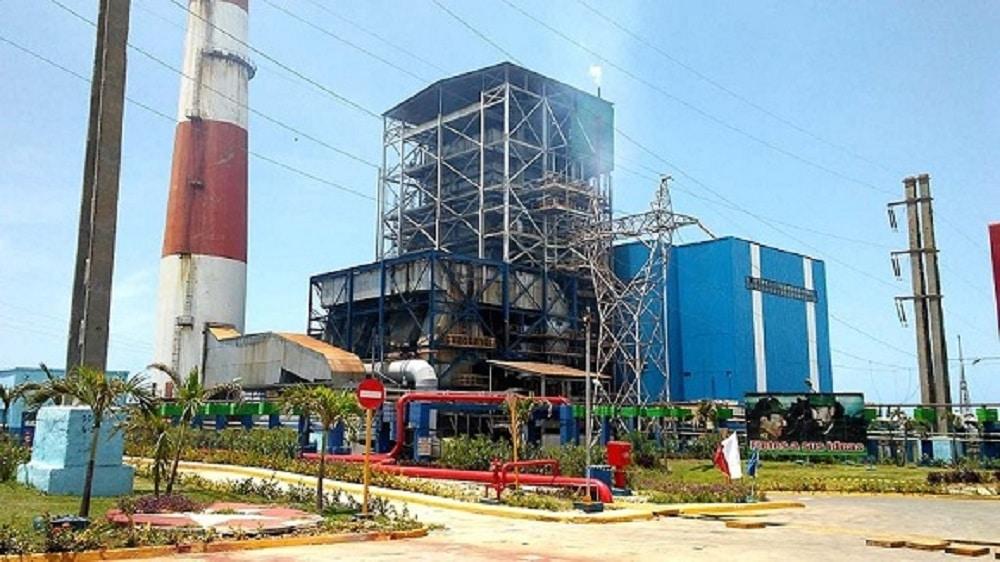 """diversar averías habrían provocado que la central termoeléctrica (CTE) """"Antonio Guiteras Holmes"""", el bloque de mayor potencia energética de Cuba"""