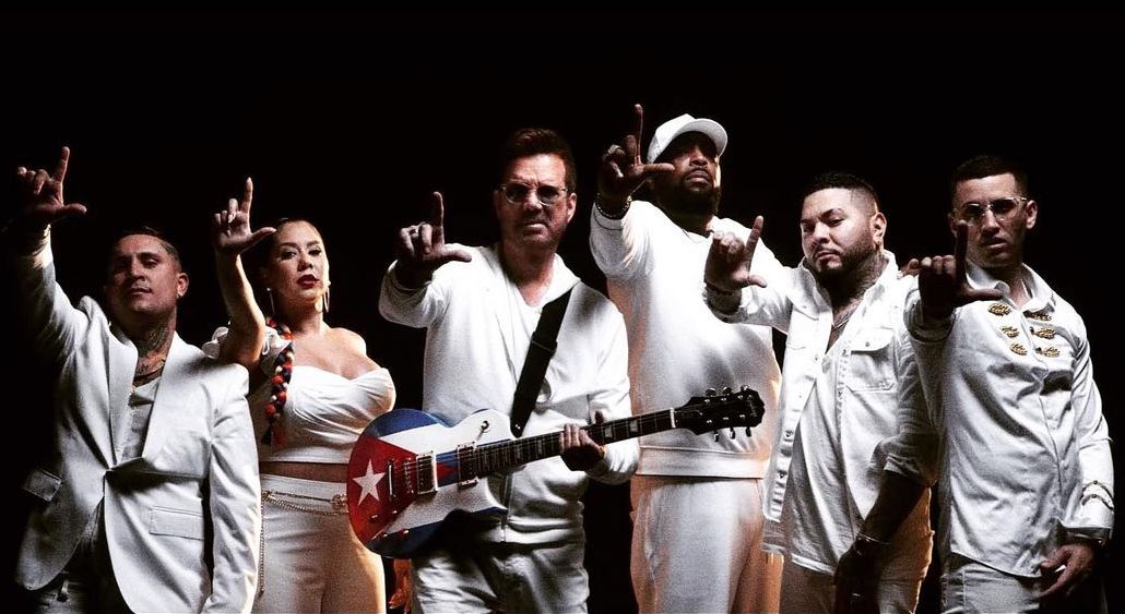 Willy Chirino tema musical colaboración reguetoneros cubanos