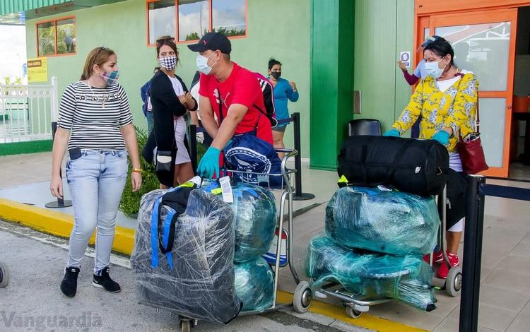 En Cuba no exigirán PCR a partir del 15N