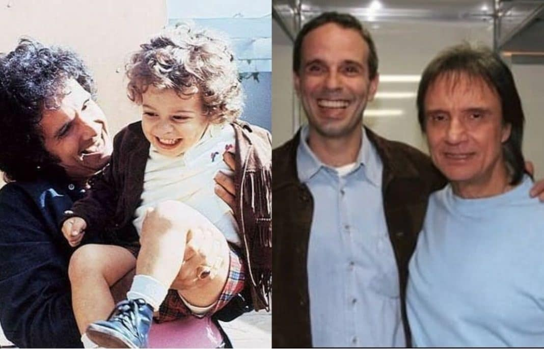Roberto Carlos muerte hijo