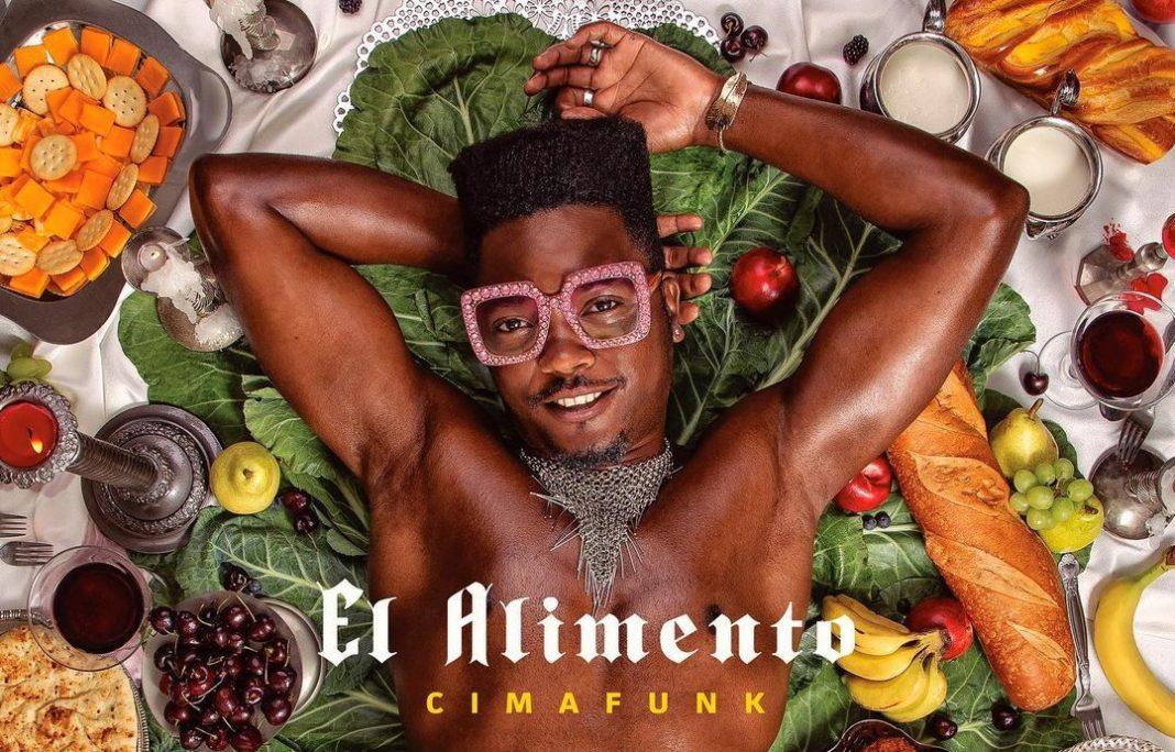 Cimafunk nuevo disco El Alimento