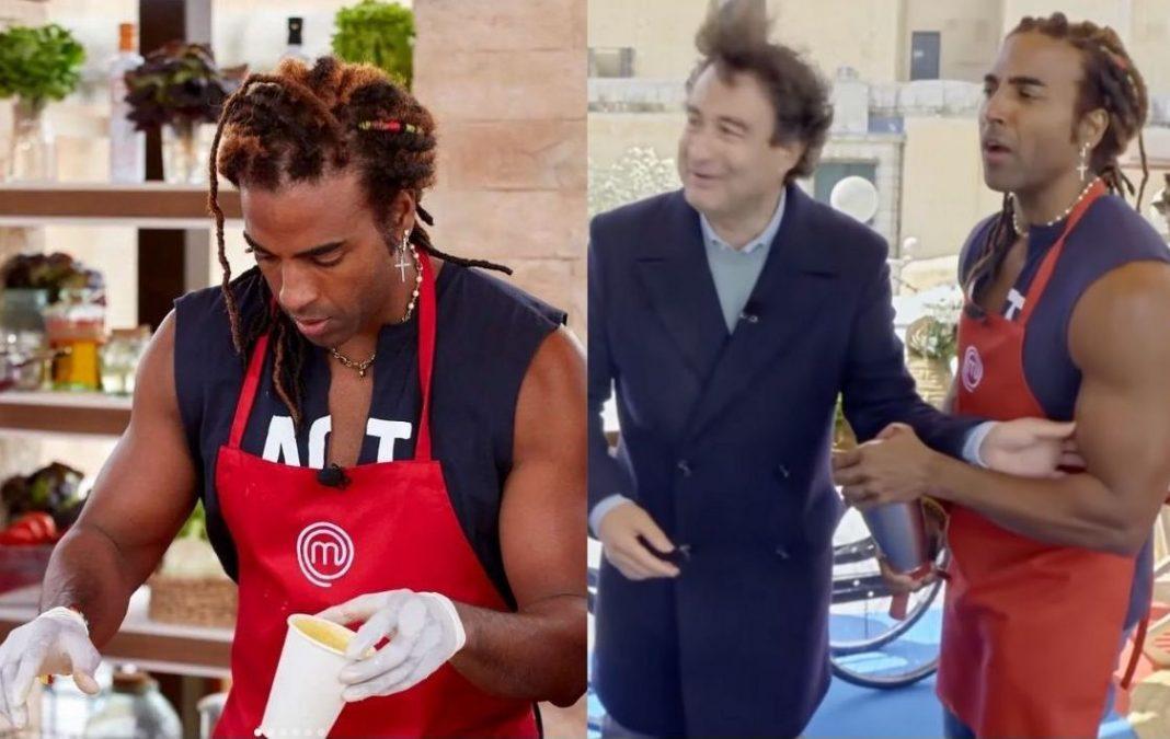 Yotuel Romero MasterChef Celebrity España