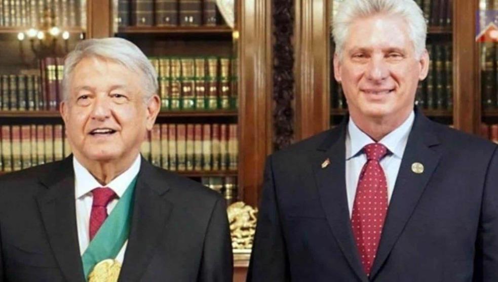 Tensión en México por visita de gobernante de Cuba