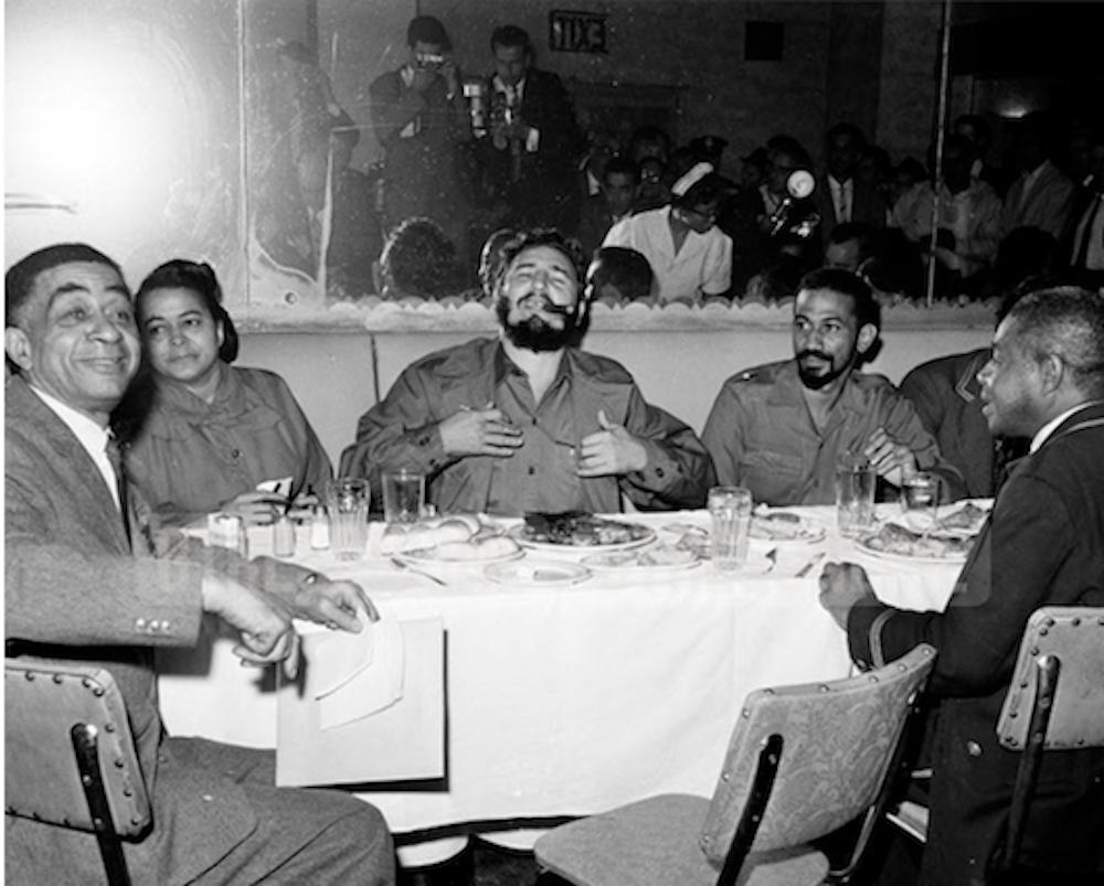 Cinco dictadores en un libro recientemente publicado