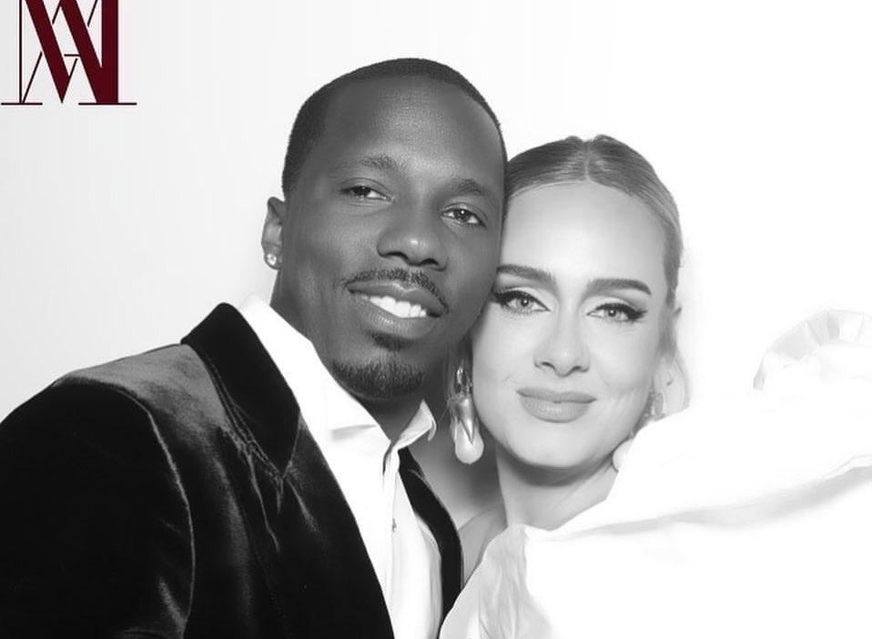 Adele nueva relación