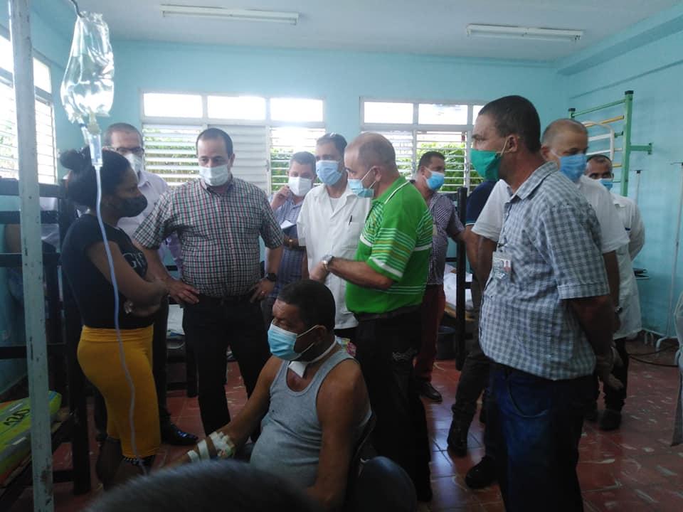 Pinar del Río es el centro de la pandemia en Cuba
