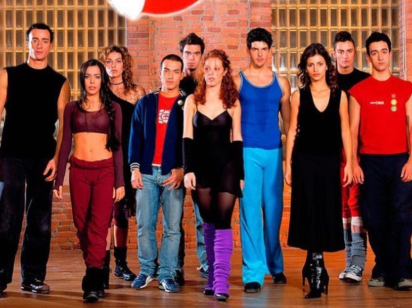 Netflix serie un paso adelante Beatriz Luengo