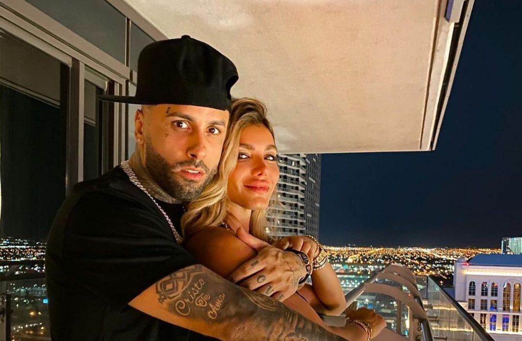 Nicky Jam nueva pareja Aleska Génesis