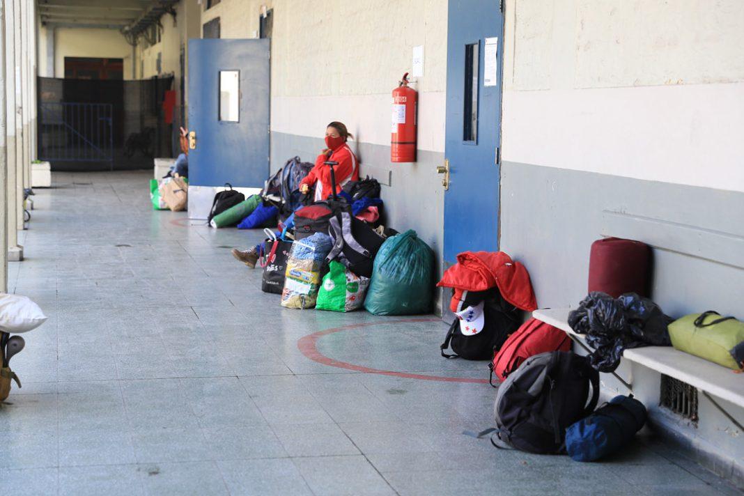 Migrantes cubanos en riesgo de ser deportados de Chile