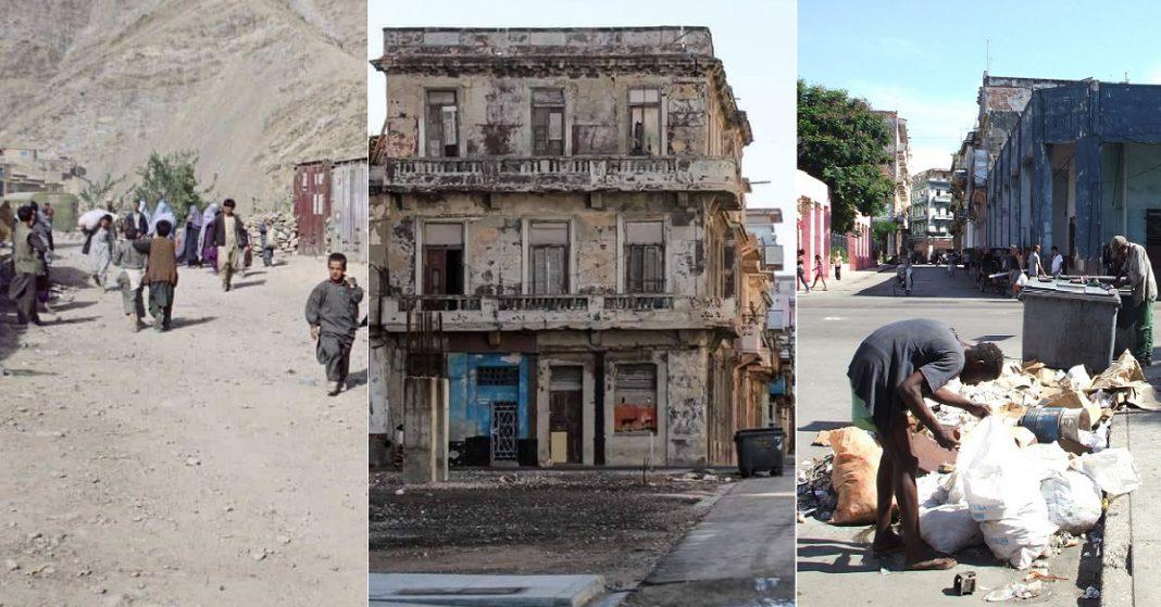 Refugiado iraní en Cuba se queja de la miseria en que vive