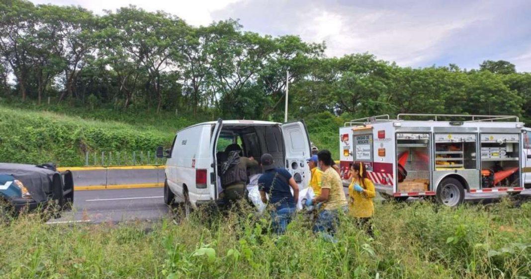 Migrantes cubanos fallecen en accidente de tránsito en México