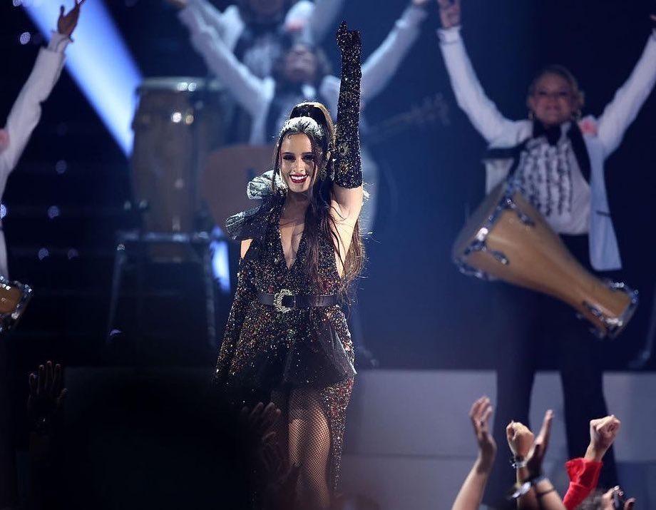 Camila Cabello Latin Billboard Patria y Vida