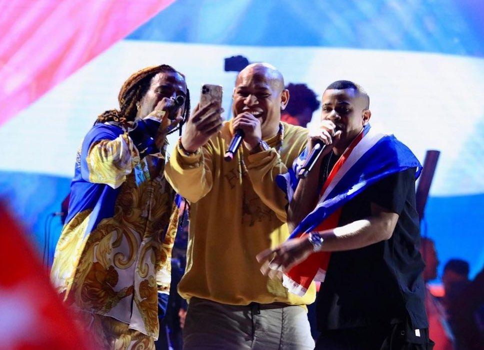 Patria y Vida Latin Grammy
