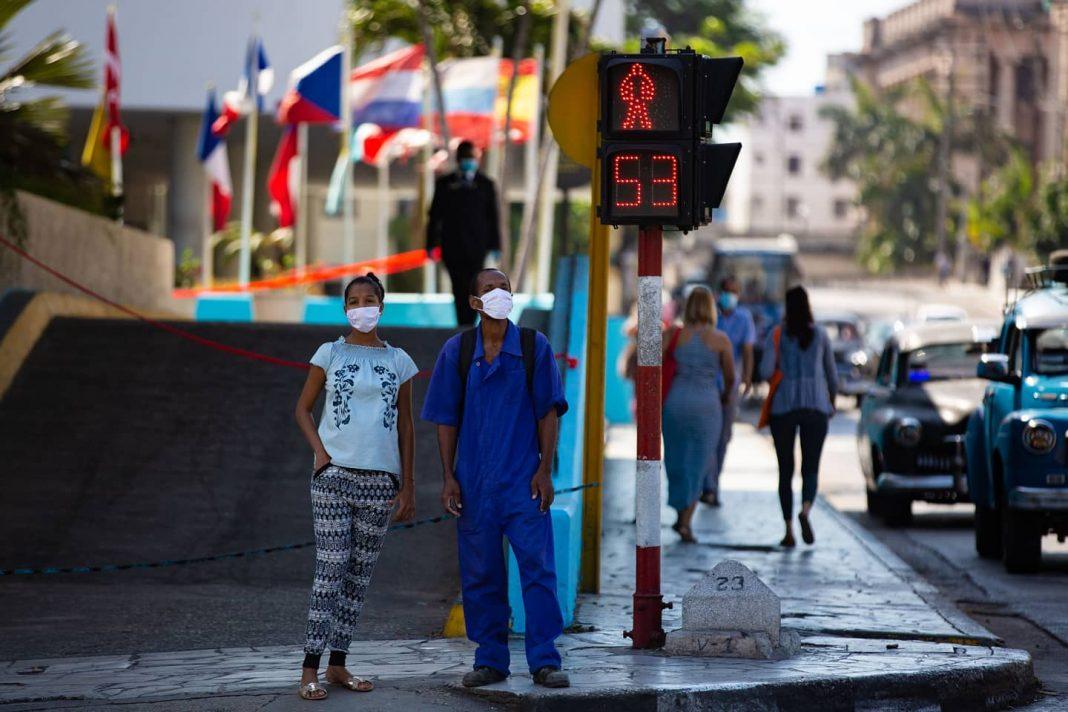 Cuba ve disminuir sus casos de coronavirus