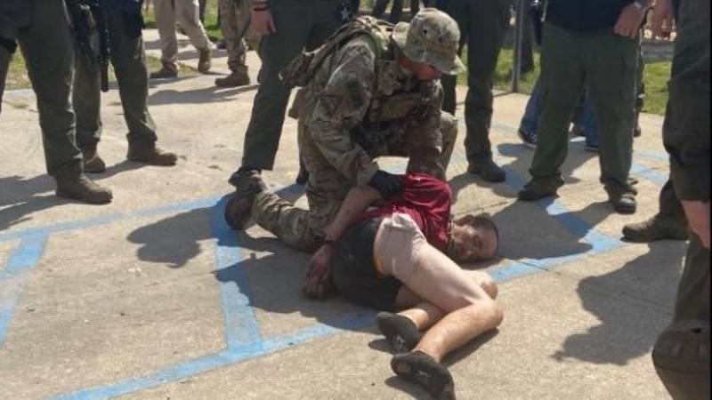 Patrick McDowell, el presunto asesino de un policía en la Florida, arrestado