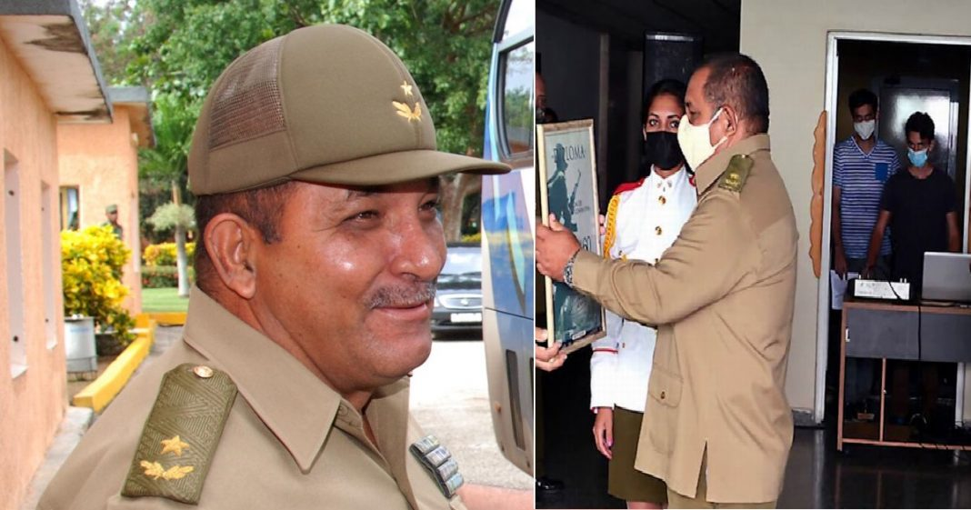 Dos altos militares cubanos fallecen en Cuba este jueves