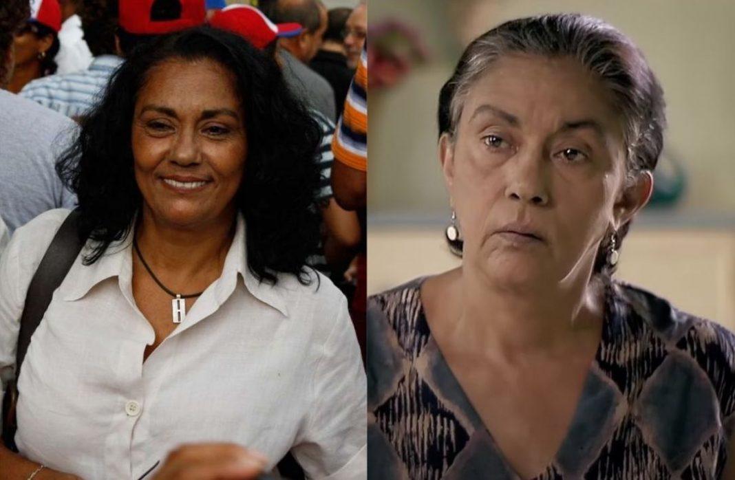 Alina Rodríguez actriz cubana 70 cumpleaños