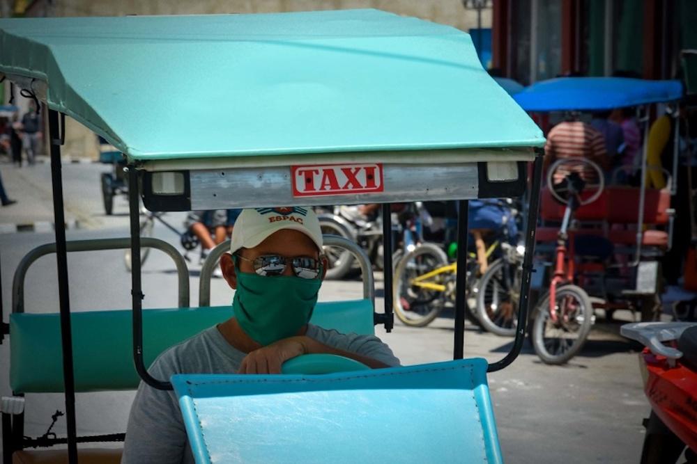 Cuba y el uso cotidiano de las mascarillas