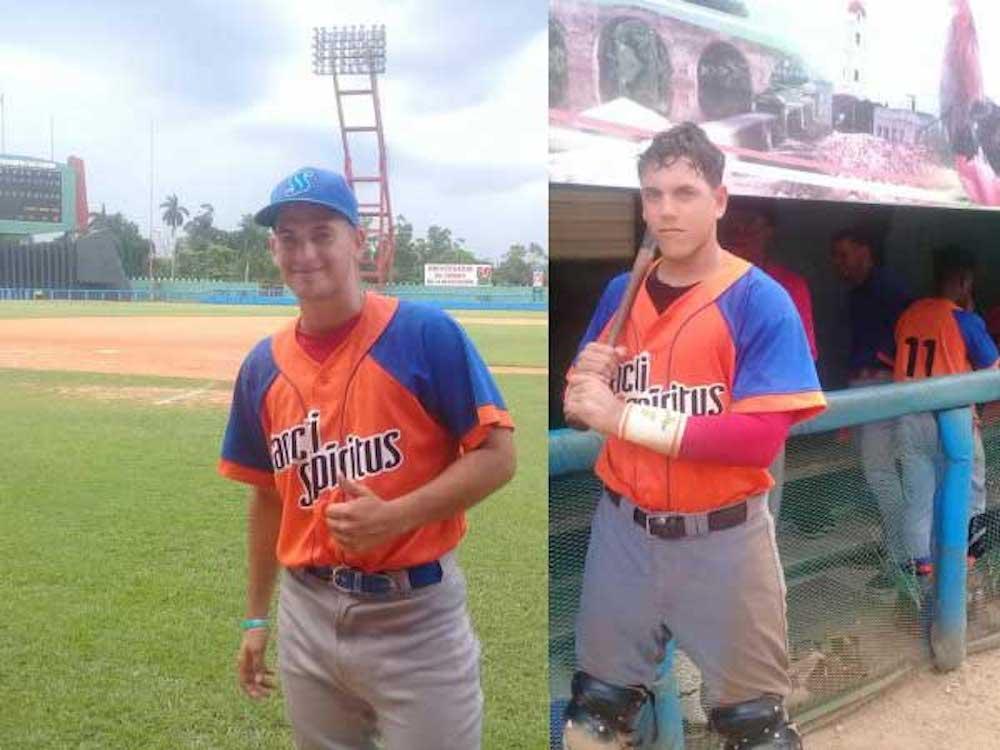 Loidel Rodriguez competía por Sancti Spíritus