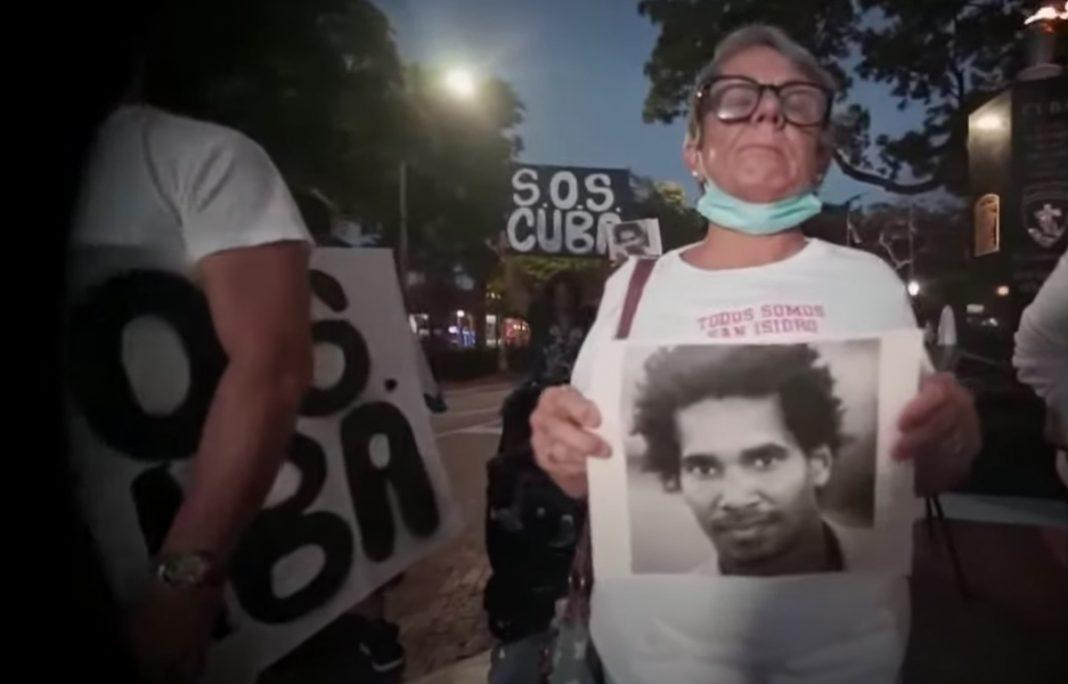 10 días de huelga de hambre lleva Otero Alcántara