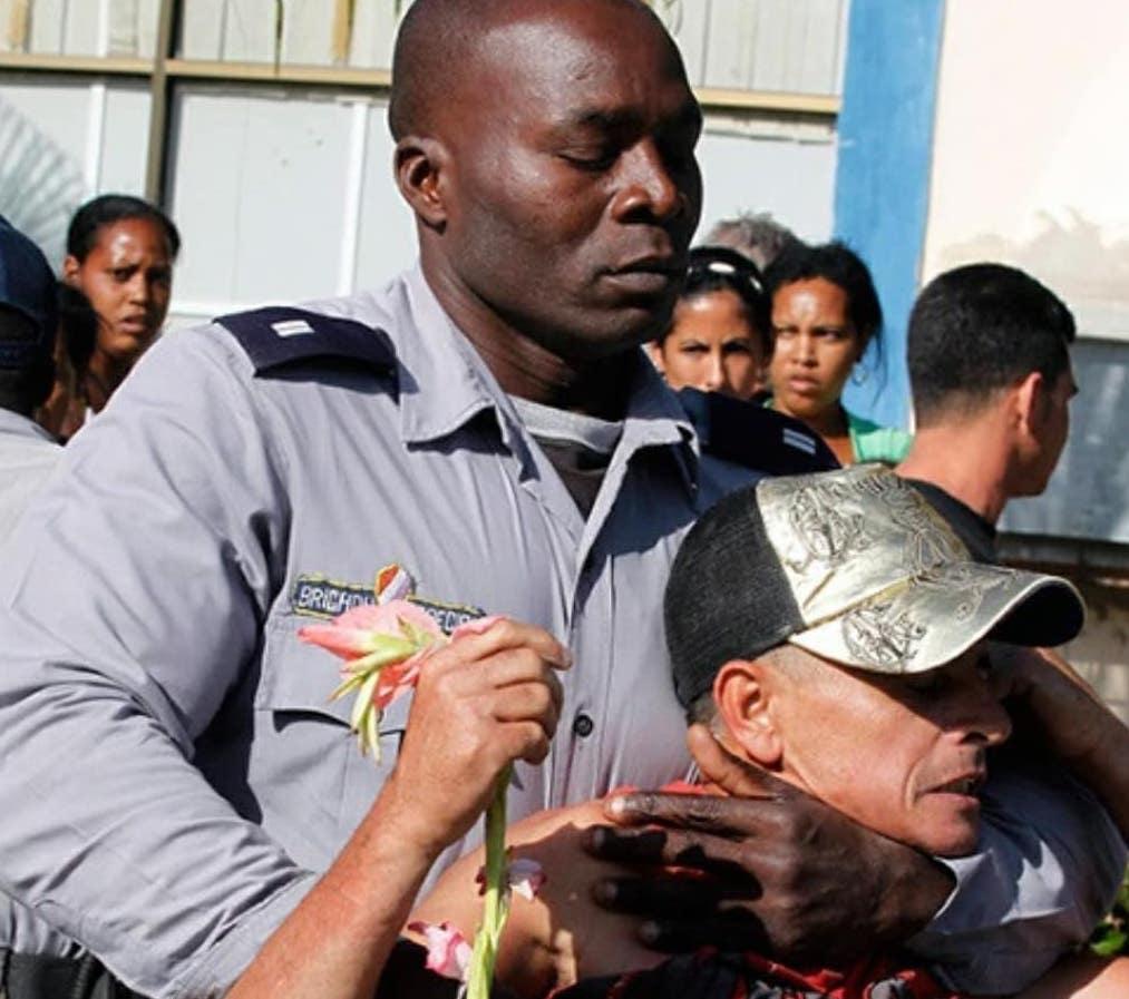 régimen cubano marcha del 20 de noviembre