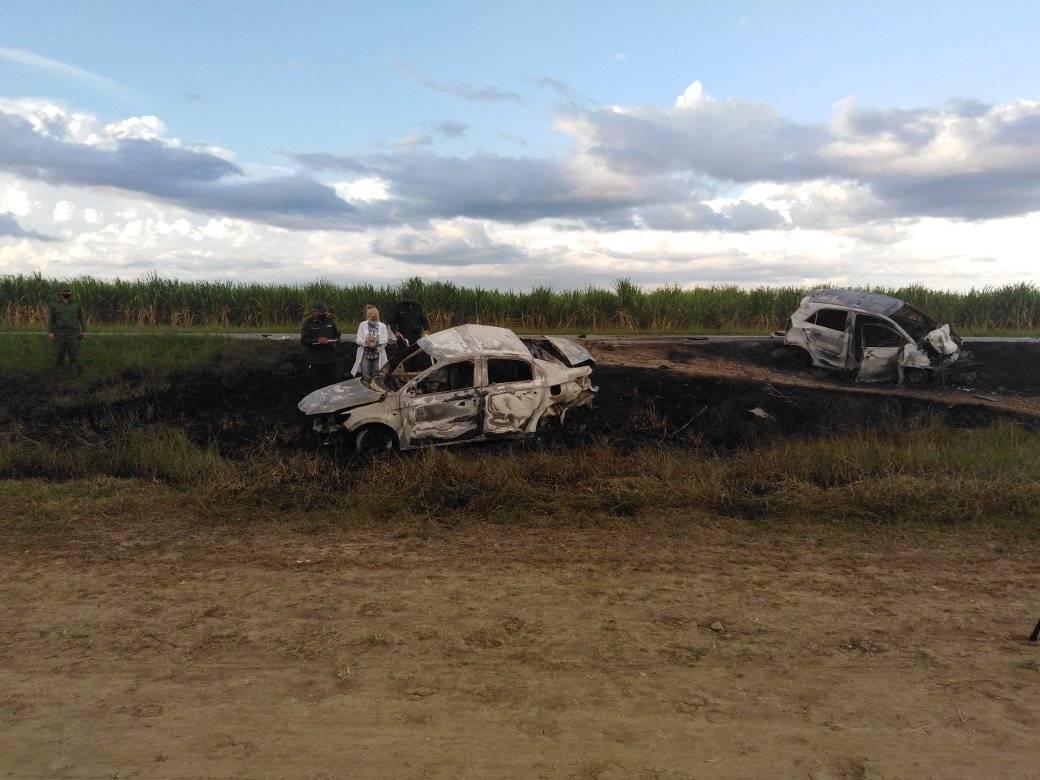 Accidente de tránsito en Cuba se cobra nuevas vidas