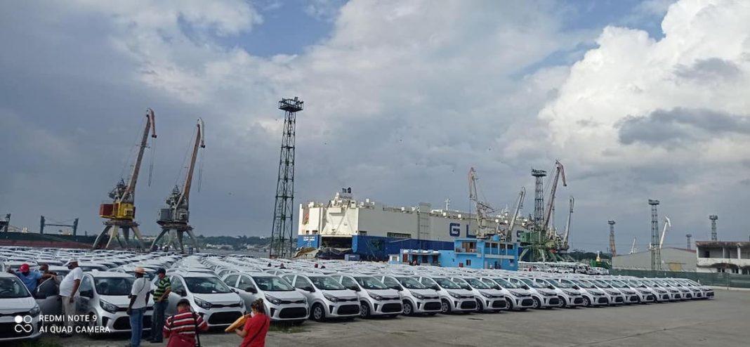 800 nuevos vehículos de Transtur